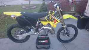 Immaculate 2004 rm 250