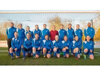 Brantham Athletic Ladies