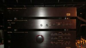 Rotel Stereo / Surround Pre-Amp with Seperate Decoders