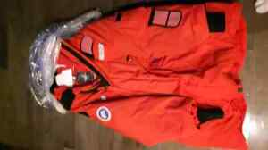 Canadian Goose  Resolute Parka