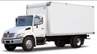 24 ft truck. Moving, delivery. Call 587-700-7823