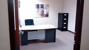 Fully furnished Office- includes phone and internet