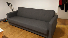 MADE Chou Click Clack sofa with storage