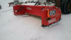 BOSS BX BOX PLOW