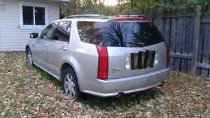 SELLING FOR PARTS - '05 Cadillac SRX