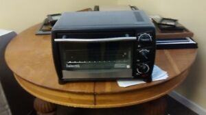 toaster oven . used just a couple of times . in RV.