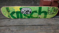 Kitsch skateboard deck
