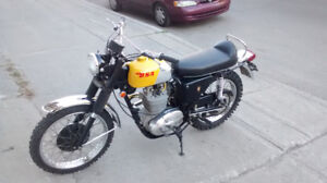 1968 BSA 441 Victor Special