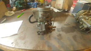 Vintage carter carb new with gaskets