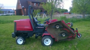 Toro Groundmaster 455-D Commercial mower