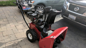 TORO POWER MAX 826 LE AMAZING CONDITION SNOWBLOWER