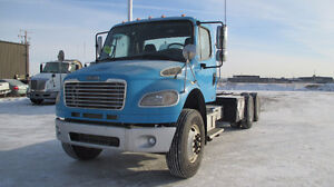 2008 FREIGHTLINER CAB&CHASSIS