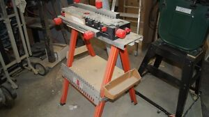 """VERMONT AMERICAN"",DOVETAIL JIG WITH STAND  As new!!"
