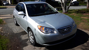 2010 Hyundai Elantra low kms