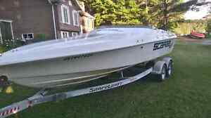 Very clean, well maintained,  fast Scarab 22