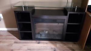 Fire place mantle