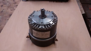 PM DC electric motor.