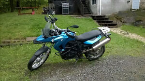 BMW 800cc F650GS super bien entretenue