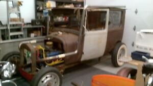 1926 Ford / Hupmobile Title PARTING OUT !!!!! Rat Rod