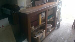 Antique Preserve Cupboard