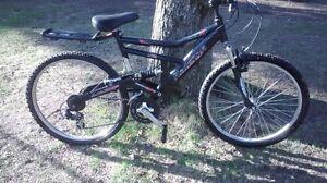Vélo de marque Raleigh 26 pouces