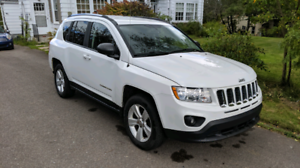 2012 Jeep Compass 4x4 North Edition
