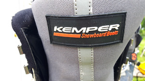 Kemper snowboard boots  Size 13