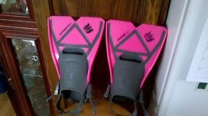 I am looking to buy these exact swim fins. U.S DIVERS - FIT
