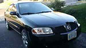 2006 Sentra. Only 45 thousand miles
