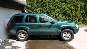 2000 jeep grand Cherokee quatron