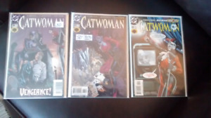 Harley Quinn story - Catwoman # 80 82 83 84 89