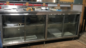 Restaurant display cooler for sale