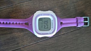 Garmin Forerunner 15 GPS watch with heartrate monitor