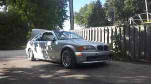 ETESTED!Bmw 3 series coupe 323 e46 super clean car!