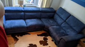 DFS Corner Sofa 💸💸Looking for quick sale💸💸