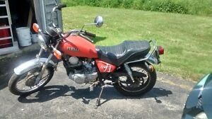 1980 Yamaha street/trail for sale