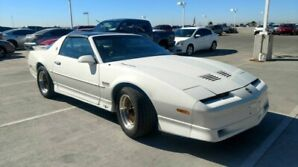 1989 turbo trans am white wanted