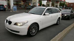 2008 BMW 535xi touring/wagon