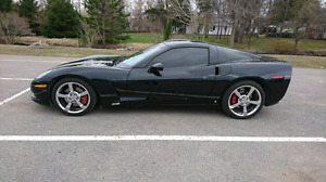 Corvette ls3 2008