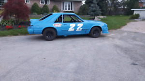88 ford Mustang mini stock