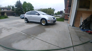 2002 Honda civic SiR EP3