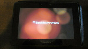 Playbook 32GB Mint Condition with Leather Case -Priced to Sell