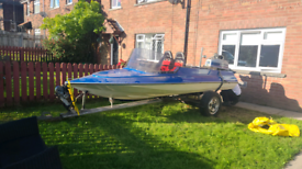 Speedboat 5 seater