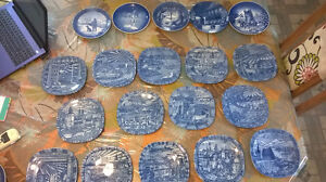Julen Rorstrand Collector Plates