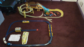 Thomas the tank engine train sets