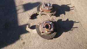 Spindle roulement roue dodge ram