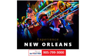 Experience New Orleans! Vacations, Hotels, Tours and Cheap Fligh