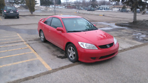 2004 HONDA CIVIC SI 2 DOORS