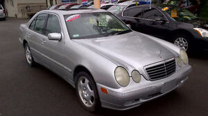 2001 MERCEDES BENZ E430   $ 4995 / ON SALE ! ! !   or TRADE