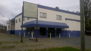 Industrial Building for Lease (Campbell River) Location Location
